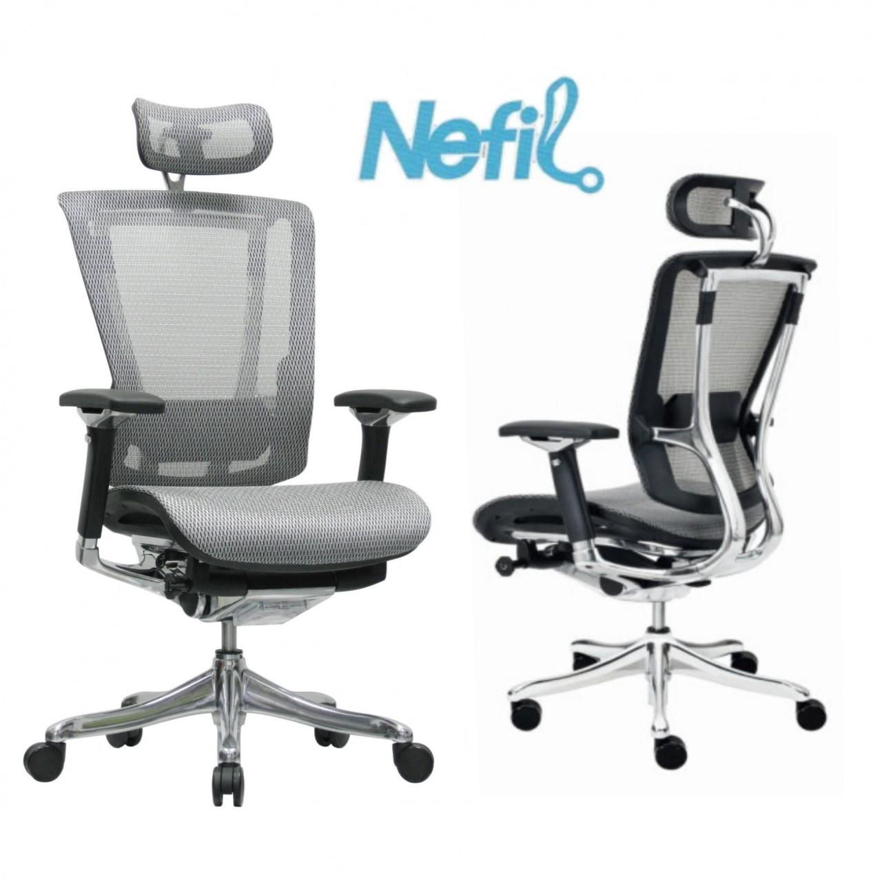 Nefil 131人體工學椅-巧迪電腦網椅